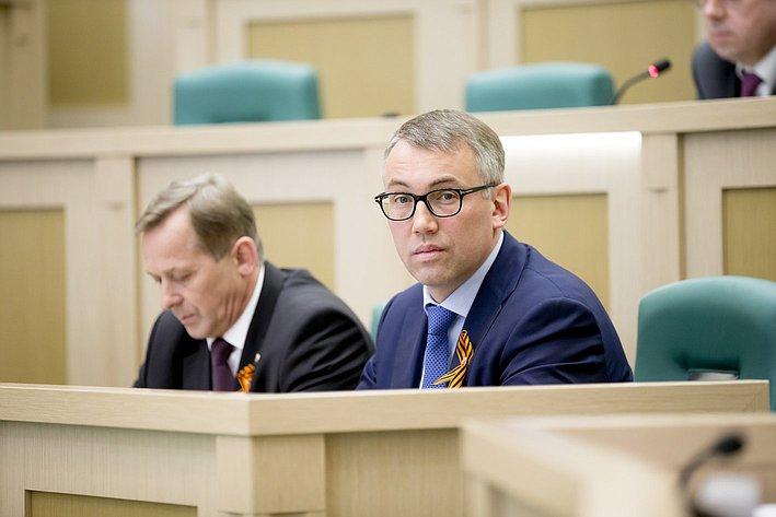 373-е Заседание Совета Федерации Кошин