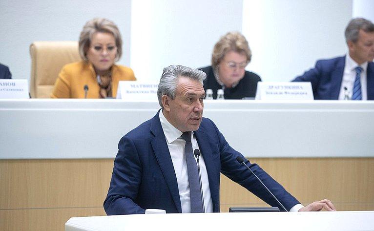 Заседание Совета поинтеллектуальной собственности при СФ