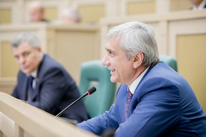 377-е заседание Паланкоев