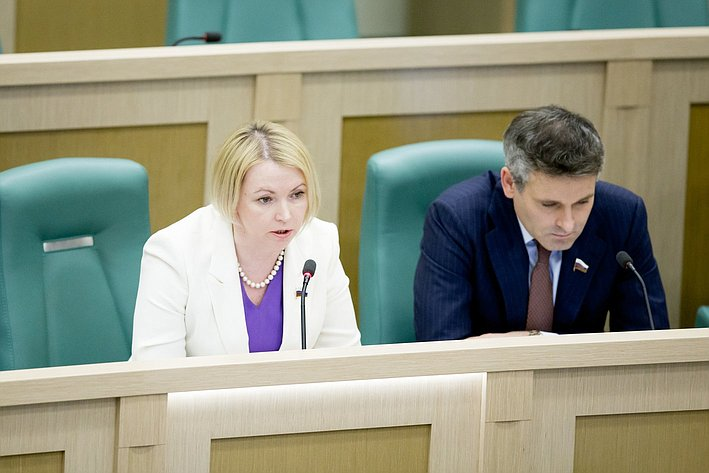 367-е заседание Совета Федерации Гехт и Цыбко