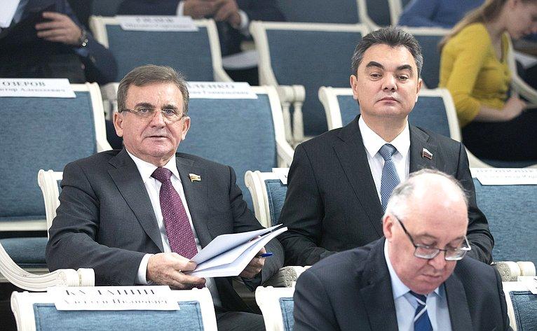 Муса Чилиев иИрек Ялалов