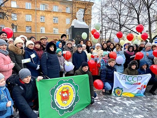 Маргарита Павлова приняла участие впамятных мероприятиях вЧелябинске, посвященных творчеству иподвигу М. Джалиля