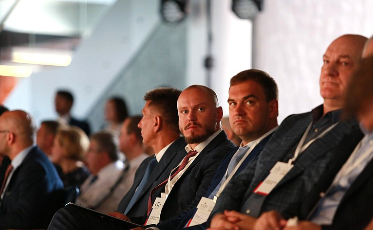 Первое заседание Совета поразвитию цифровой экономики при СФ