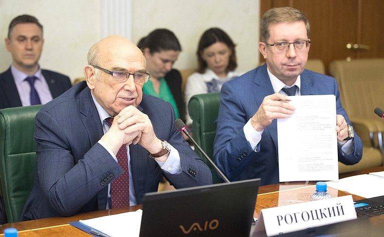 В. Рогоцкий иА. Майоров