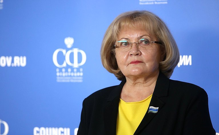 Людмила Бабушкина