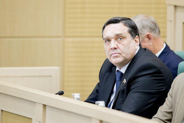 Иванов Парламентские слушания, посвященные параметрам проекта федерального бюджета на 2016 год и прогнозу социально-экономического развития России до 2018 года