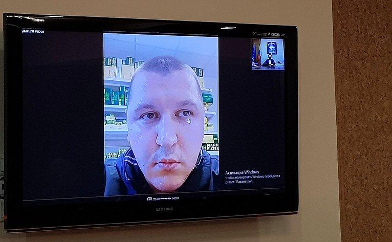 Татьяна Кусайко провела онлайн-прием граждан