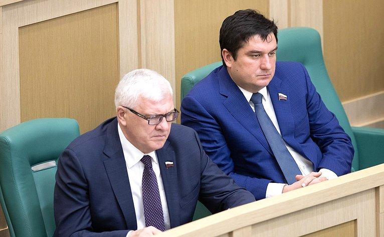 Сергей Брилка иАлексей Коротков
