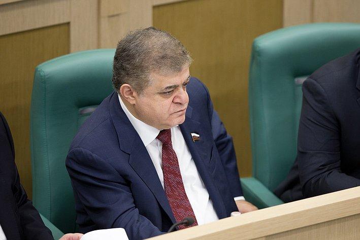 Джабаров 383-е заседание
