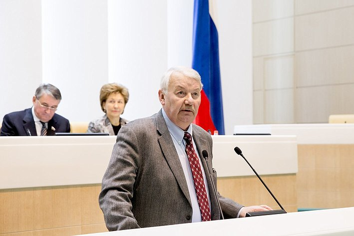 369-е заседание Рогов