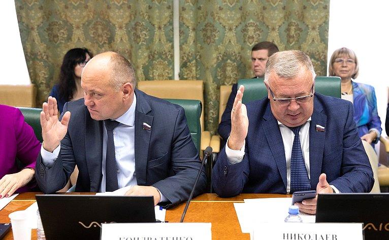 Алексей Кондратенко иВадим Николаев