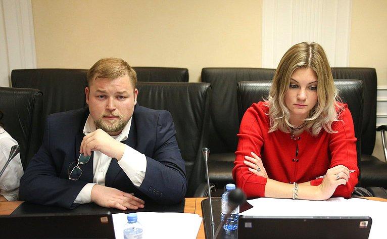 ВСФ состоялся «круглый стол» посвященный вопросам обеспечения врегионах добровольческой (волонтерской) деятельности