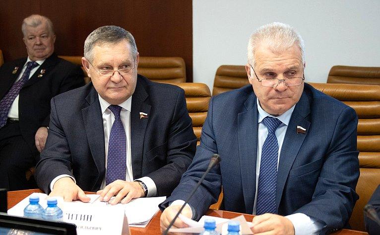 Александр Ракитин иСергей Мартынов