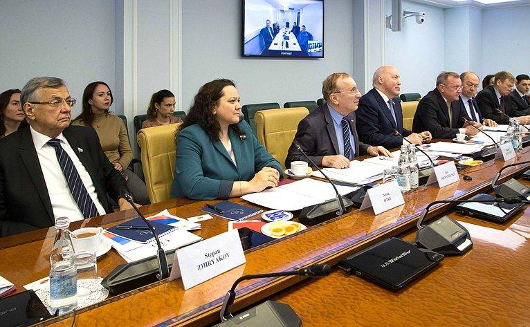 Российские инорвежские законодатели обсудили перспективы двустороннего парламентского сотрудничества
