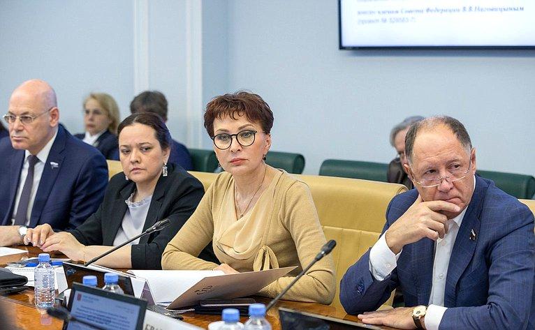 Анна Отке, Татьяна Кусайко, Виктор Абрамов
