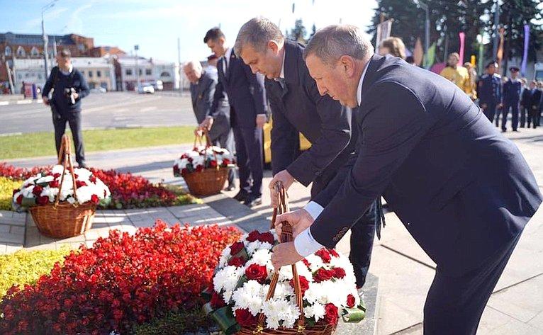 Сергей Березкин принял участие впраздновании 1010-летия Ярославля