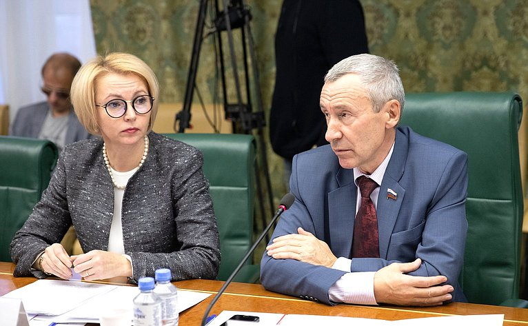 Ирина Гехт иАндрей Климов