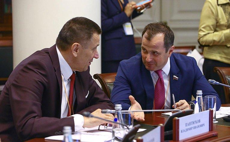 Владимир Пантюхов иЮрий Федоров