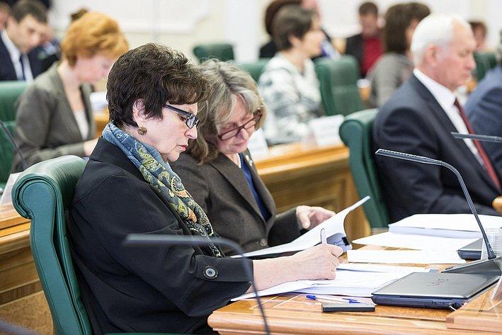 Заседание Совета по вопросам жилищного строительства и содействия развитию ЖКХ Лахова