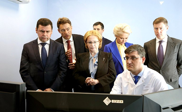 ВЯрославле открывается Центр ядерной медицины