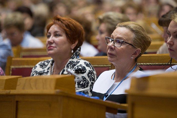 Евразийский женский форум. Косткина