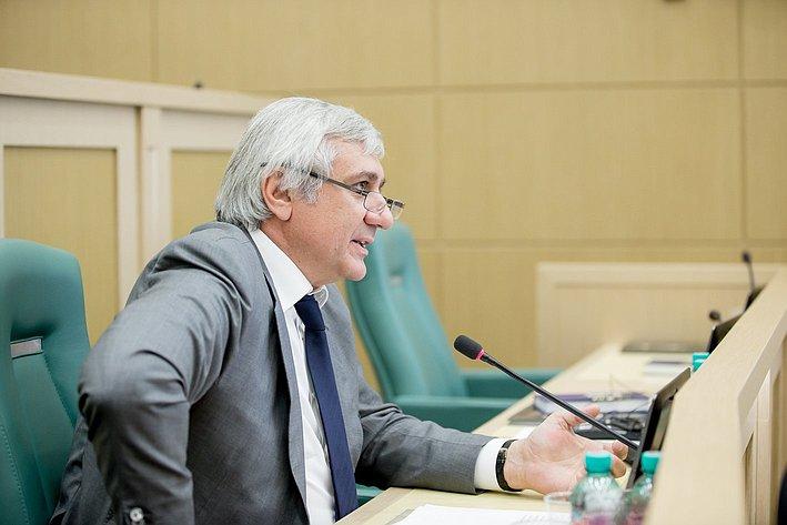 379-е заседание Совета Федерации Паланкоев