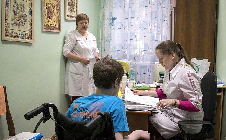 Реализация программы Национального центра «Область здоровья» вОмской области