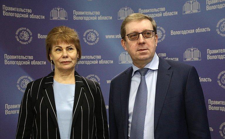 Татьяна Гигель иАлексей Майоров