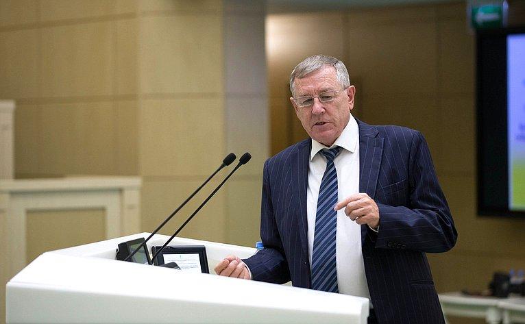 Парламентские слушания натему «Окомплексе первоочередных мер, направленных наобеспечение ускоренного развития отечественных селекции исеменоводства»