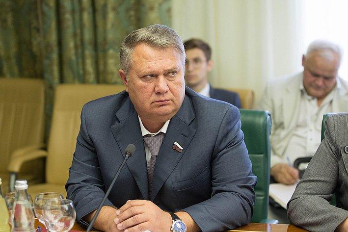 Заседание Комитета общественной поддержки Юго-Востока Украины-5 Коровников