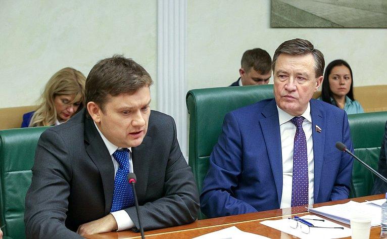 Николай Журавлев иСергей Рябухин