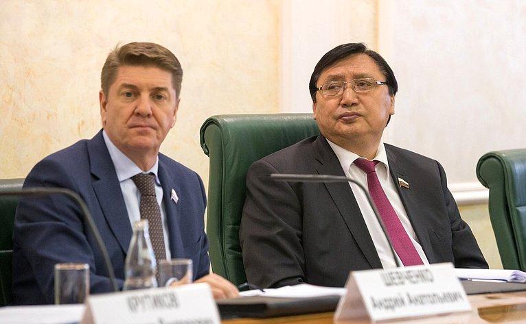 Андрей Шевченко иАлександр Акимов