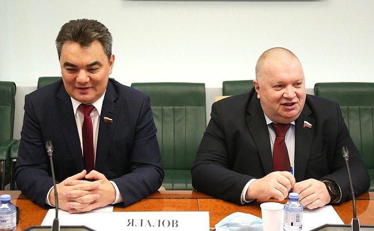 Ирек Ялалов иИгорь Панченко