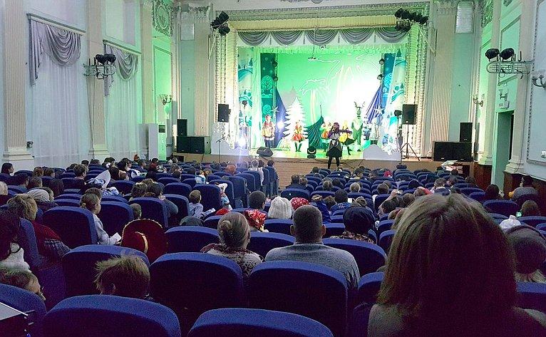 Праздник вгорняцком городе Райчихинск Амурской области