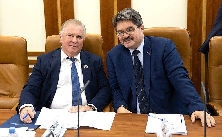 Вячеслав Наговицын иАнатолий Широков