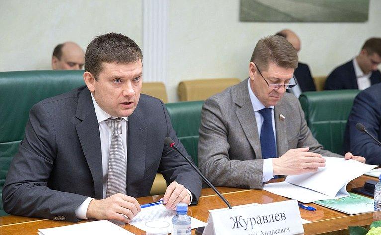 Николай Журавлев иАндрей Шевченко