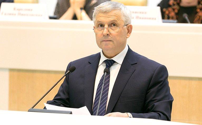 Назаседании Совета поМСУ при СФ иСовета поМСУ при Председателе Госдумы