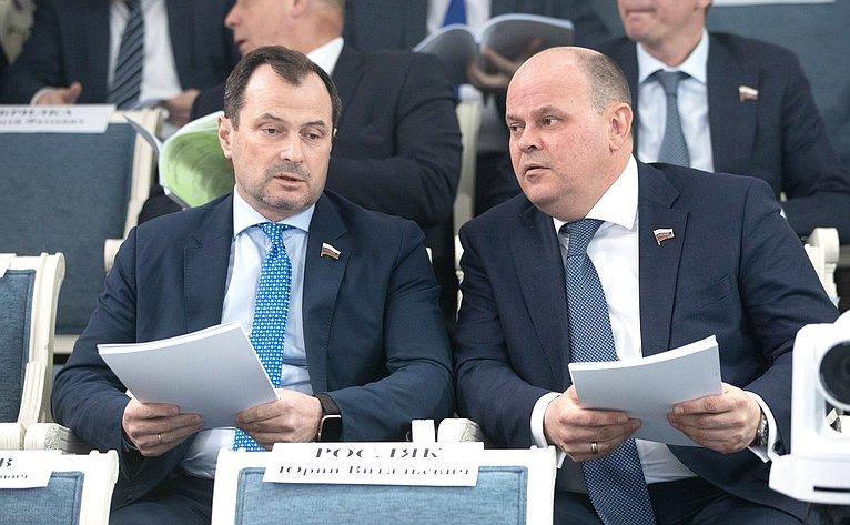 Юрий Федоров иАлексей Дмитриенко