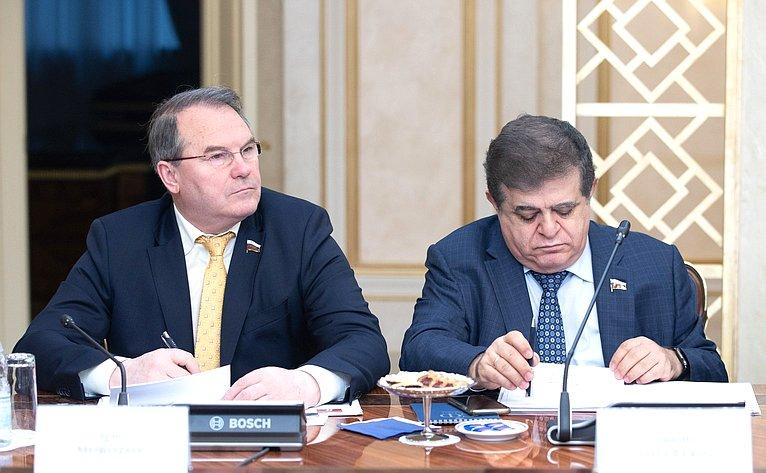 Игорь Морозов иВладимир Джабаров