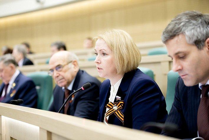 373-е Заседание Совета Федерации Гехт