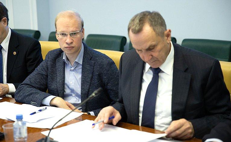 Совещание Комитета СФ поаграрно-продовольственной политике иприродопользованию подоработке проекта постановления СФ поитогам «правительственного часа» на445-м заседания