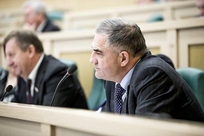 366-е заседание Совета Федерации Тарло