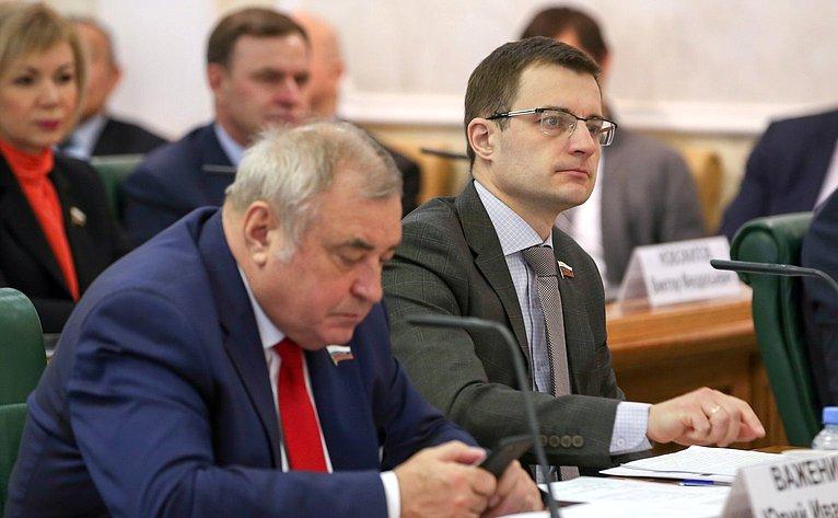 Юрий Важенин иДмитрий Шатохин
