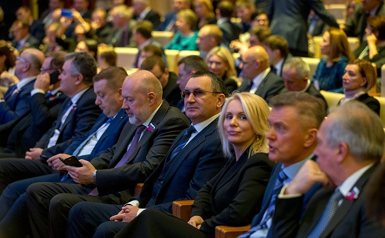 Торжественная церемония вручения Высшей юридической премии «Юрист года»