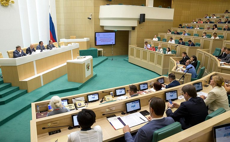 Форум «Социальное развитие села– основа территориального развития России»