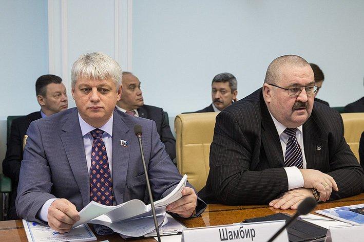 Парламентские слушания на тему «Правовое обеспечение социально-экономического развития Арктической зоны Российской Федерации» 5