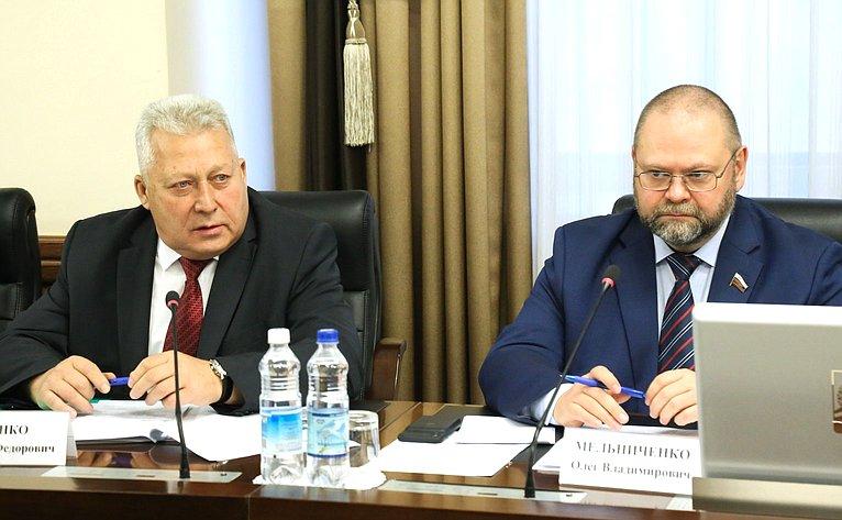 Валерий Раенко иОлег Мельниченко