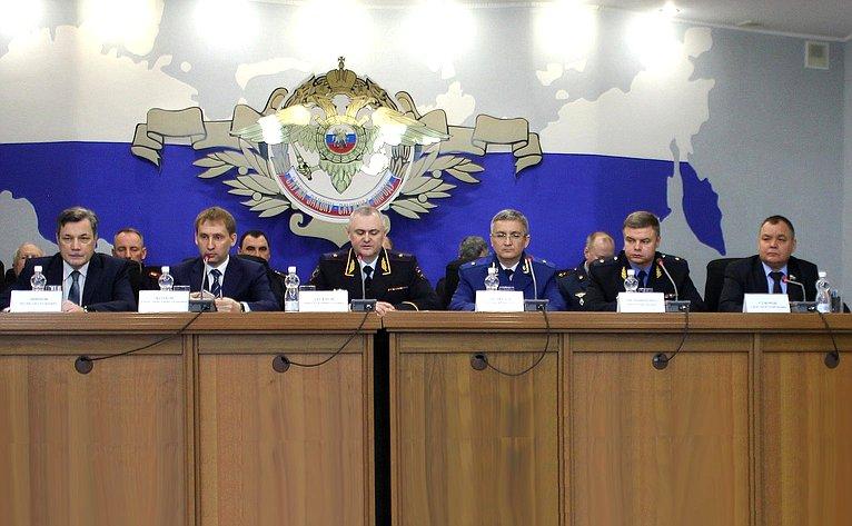 Александр Суворов принял участие врасширенном заседании коллегии УМВД России поАмурской области