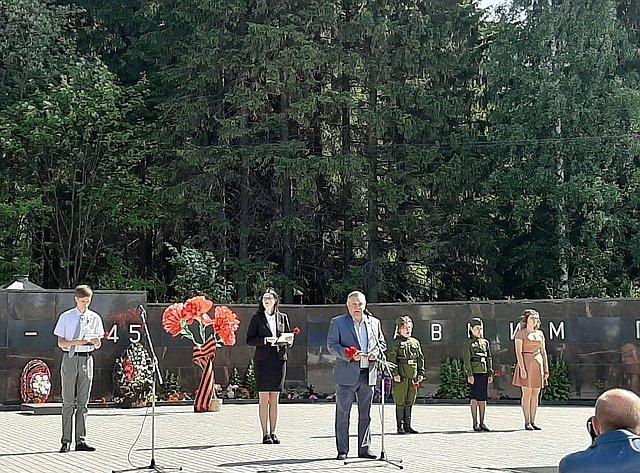 Александр Ракитин вКарелии