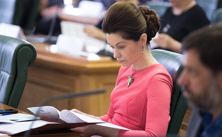Участники парламентских слушаний